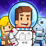 Rocket Star – Idle Space Factory Tycoon Game 1.42.2 MOD APK