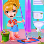 Keep Your House Clean – Girls Home Cleanup Game 1.2.50 MOD APK