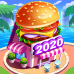 Cooking Marina – fast restaurant cooking games 1.7.02 MOD APK