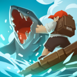 Epic Raft Fighting Zombie Shark Survival 0.6.36 MOD APK