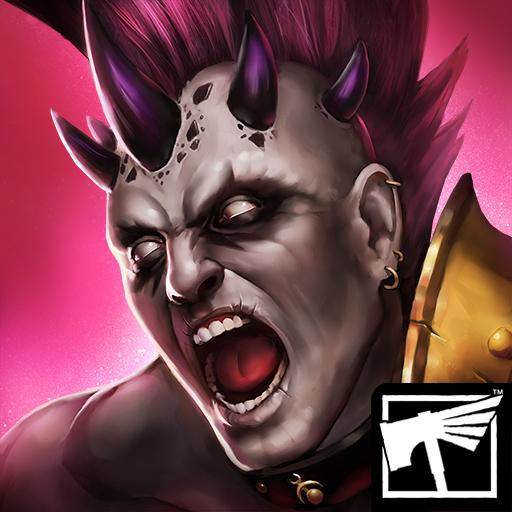 Warhammer Chaos Conquest – Build Your Warband 1.20.61 MOD APK