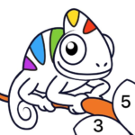 Chamy – Color by Number 2.8.1 MOD APK