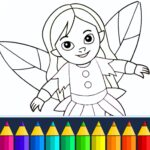 Coloring game for girls and women 14.6.2 MOD APK