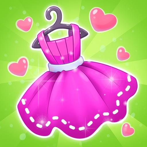 Fashion Dress up games for girls. Sewing clothes 4.1.4 MOD APK