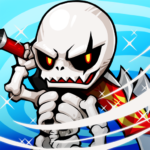 IDLE Death Knight – Auto Clicker AFK RPG Varies with device MOD APK