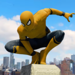 Spider Rope Hero – Gangster New York City 1.0.15 MOD APK