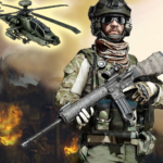 Commando Assassin StrikeWorld War Pacific Shooter 3.7 MOD APK