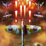 Top Fighter WWII airplane Shooter MOD APK