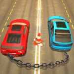 Chained Car Racing Games 3D MOD APK