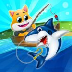 Fishing Game for Kids and Toddlers MOD APK