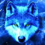 Ice Wallpaper and Keyboard – Lone Wolf MOD APK