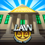Law Empire Tycoon – Idle Game Justice Simulator MOD APK